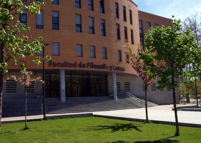Facultad de Filosofia y Letras (Faculty of Arts)